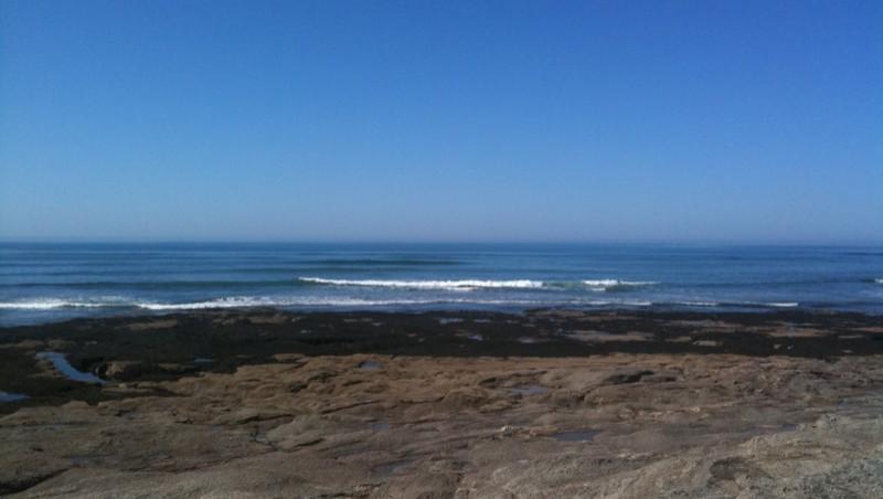 Surf report La Sauzaie - France (85) 2010-09-21 12:42:00