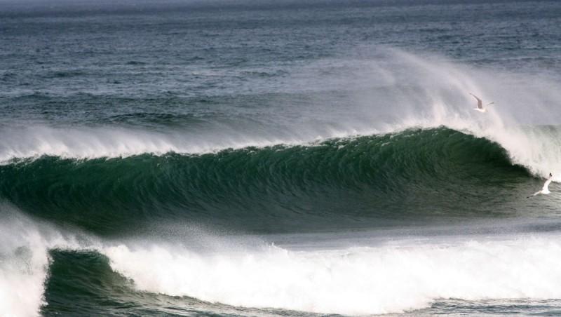 Surf report Imsouane - Cathédrale - Maroc (MA) 2010-09-23 09:05:00