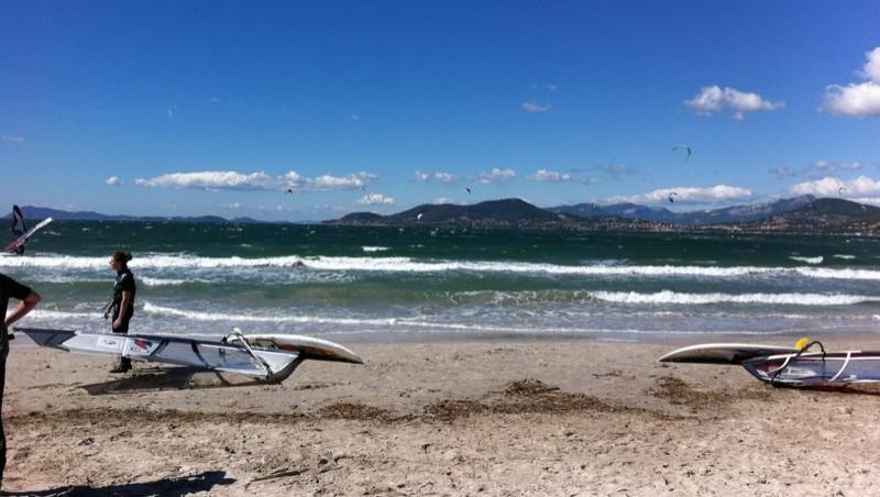 Surf report La Madrague - France (83) 2010-09-25 13:56:00