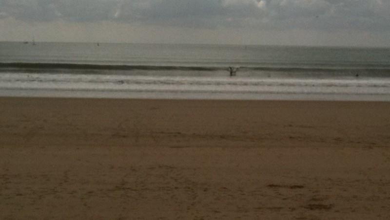 Surf report Les Sables-d'Olonne - Grands Cheveaux - France (85) 2010-09-25 14:17:00