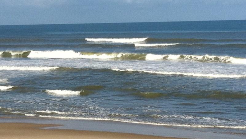 Surf report Hourtin Océan - La Centrale - France (33) 2010-09-26 10:55:00