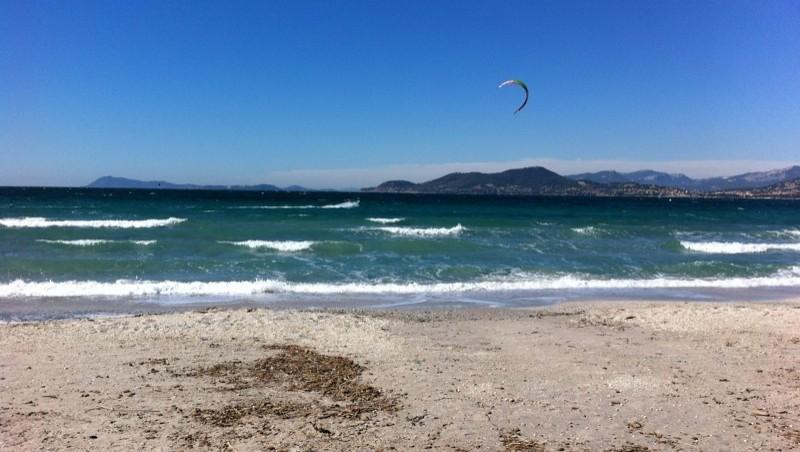 Surf report La Madrague - France (83) 2010-09-28 13:00:00