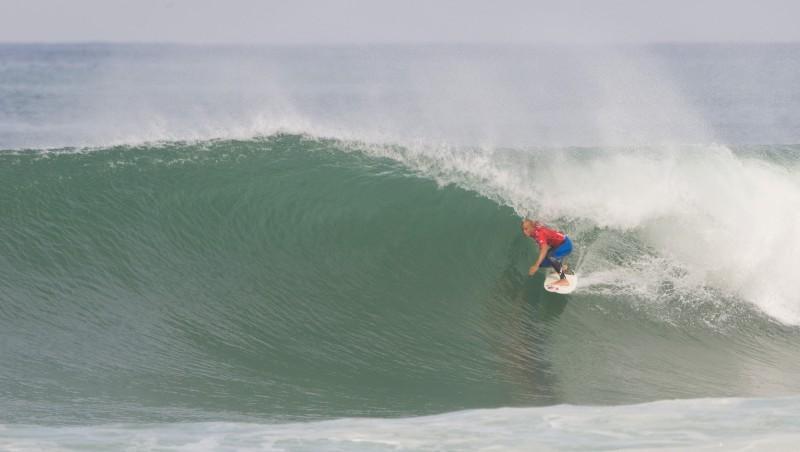 Surf report Hossegor - Les Culs Nus - France (40) 2010-10-01 10:45:00