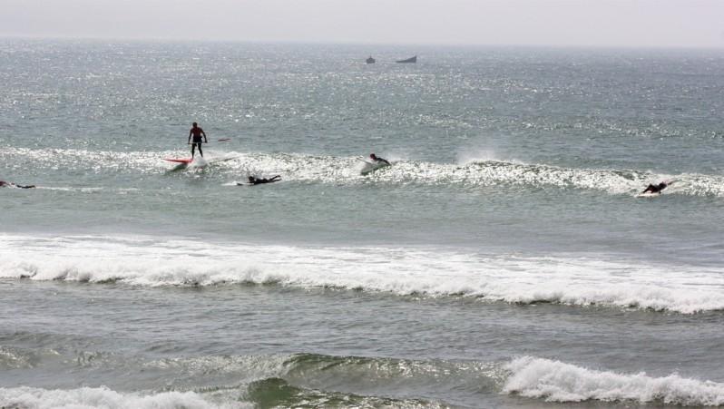Surf report Baie d'Imessouane - Maroc (MA) 2010-10-01 09:00:00