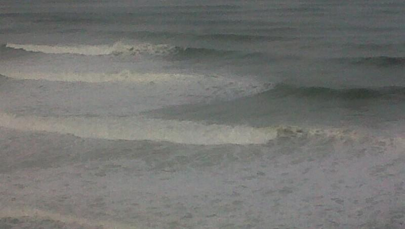 Surf report Côte des Basques - France (64) 2010-10-02 11:00:00