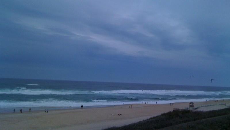 Surf report Biscarrosse Plage - France (40) 2010-10-03 11:40:00