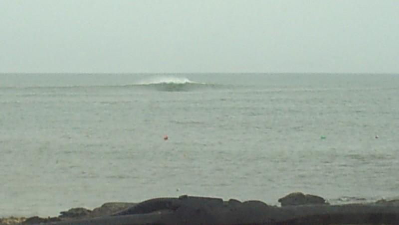 Surf report La pulantes - France (85) 2010-10-03 18:50:00