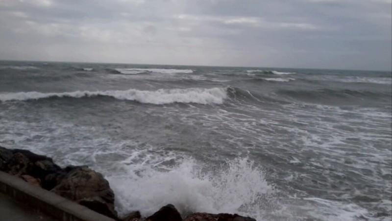 Surf report Palavas-les-Flots - Les Roquilles - France (34) 2010-10-03 11:00:00