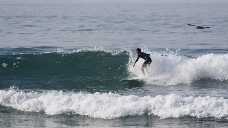 Surf report Baie d'Imessouane - Maroc (MA) 2010-10-07 10:00:00
