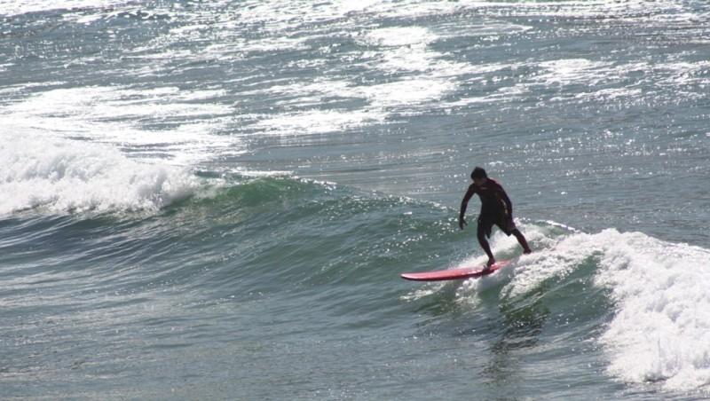 Surf report Baie d'Imessouane - Maroc (MA) 2010-10-08 10:40:00