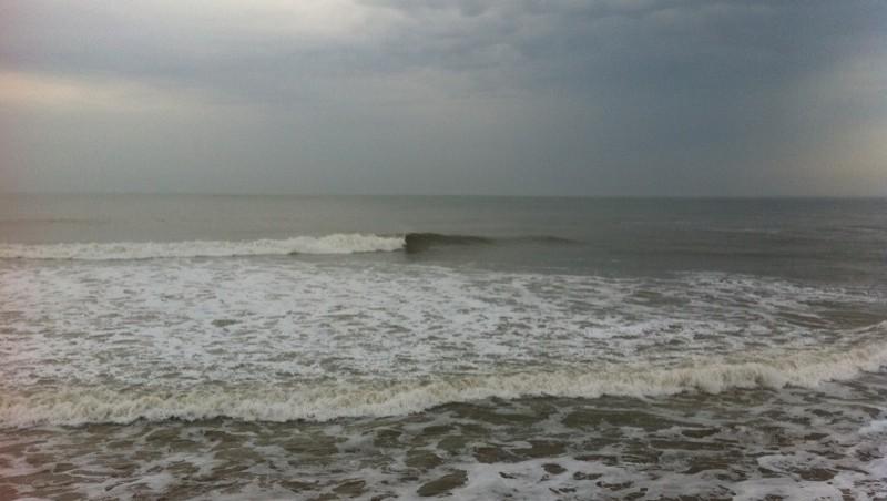 Surf report Soulac - L'Amélie - France (33) 2010-10-09 17:58:00
