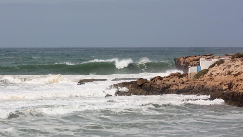 Surf report Imsouane - Cathédrale - Maroc (MA) 2010-10-10 11:55:00