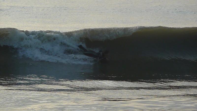 Surf report Gohaud - France (44) 2010-10-10 18:00:00