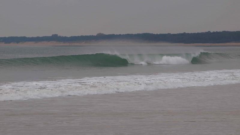 Surf report Bud Bud - France (85) 2010-10-14 15:30:00