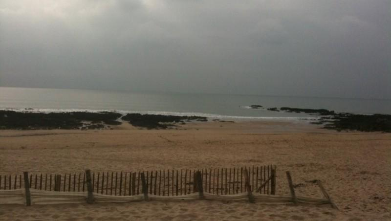 Surf report La Govelle - France (44) 2010-10-15 15:58:00