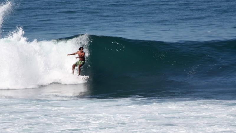 Surf report Imsouane - Cathédrale - Maroc (MA) 2010-10-15 11:00:00