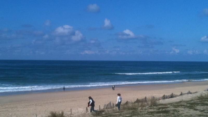 Surf report Lacanau Océan - La Nord - France (33) 2010-10-16 14:36:00