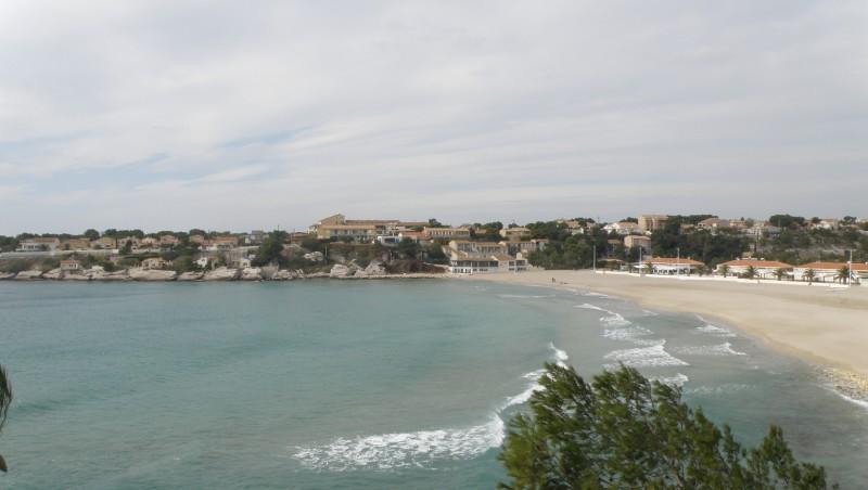 Surf report Plage du Verdon - France (13) 2010-10-16 14:00:00