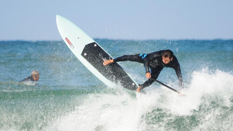 Surf report Seignosse - Les Casernes - France (40) 2010-10-17 11:00:00
