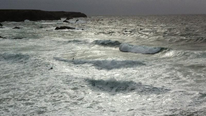 Surf report Donnant - France (56) 2010-10-23 16:34:00