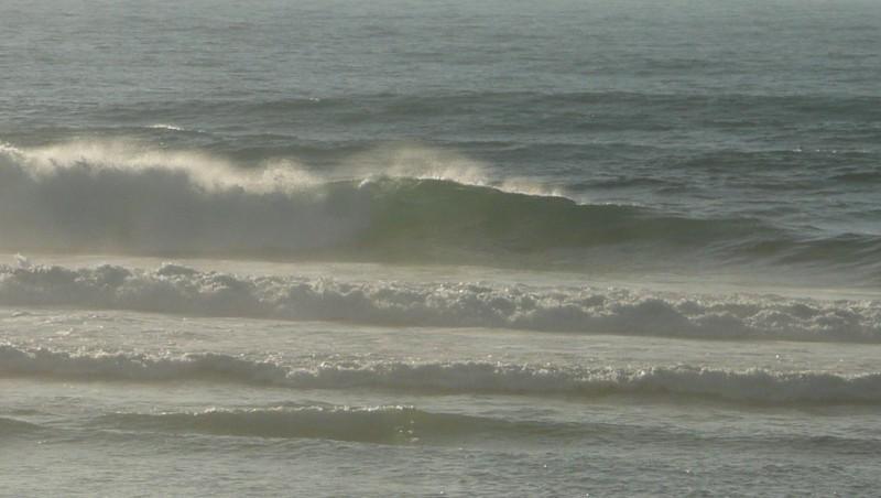 Surf report Carcans Océan - France (33) 2010-10-28 18:00:00