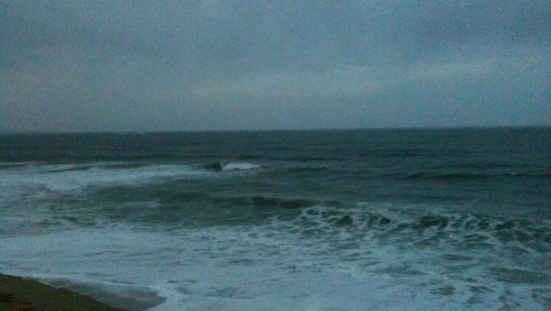 Surf report Guidel-Plage - France (56) 2010-10-29 08:00:00
