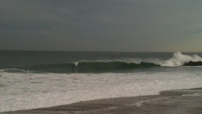 Surf report Anglet Sables d'Or - France (64) 2010-10-29 10:15:00