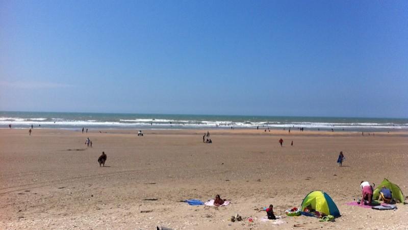 Surf report Le Trillou - France (17) 2011-07-22 14:57:00
