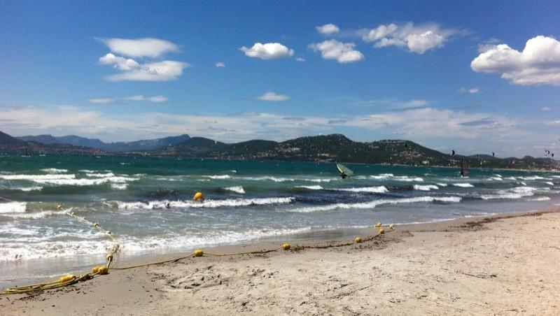 Surf report La Madrague - France (83) 2011-07-25 15:20:00