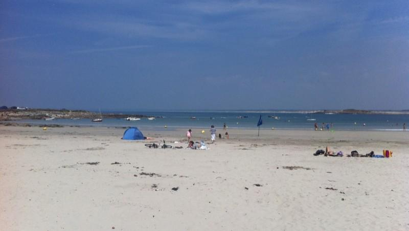 Surf report Pors Carn - France (29) 2011-07-29 14:20:00