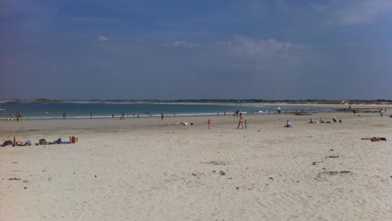 Surf report Pors Carn - France (29) 2011-07-29 14:20:00
