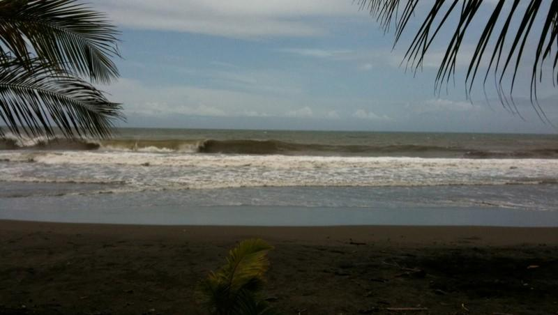 Surf report Bananier - Guadeloupe (GP) 2011-08-01 12:30:00