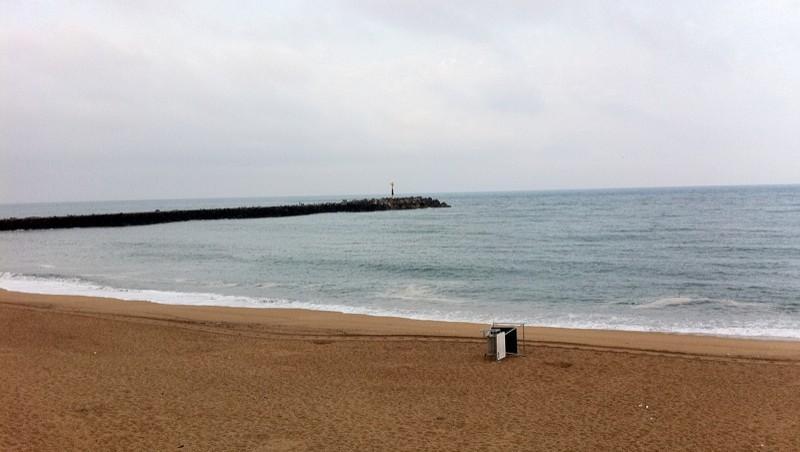 Surf report Anglet La Barre - France (64) 2011-08-02 08:28:00