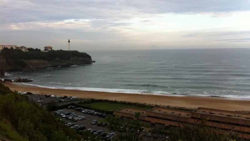 Surf report Anglet VVF - France (64) 2011-08-05 08:24:00