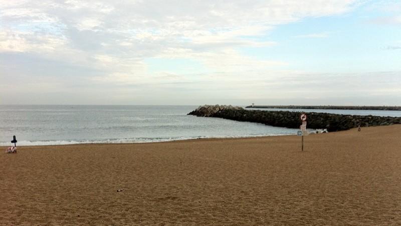 Surf report Anglet La Barre - France (64) 2011-08-05 08:55:00