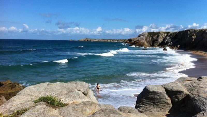 Surf report Quiberon - Port Bara - France (56) 2011-08-07 11:43:00
