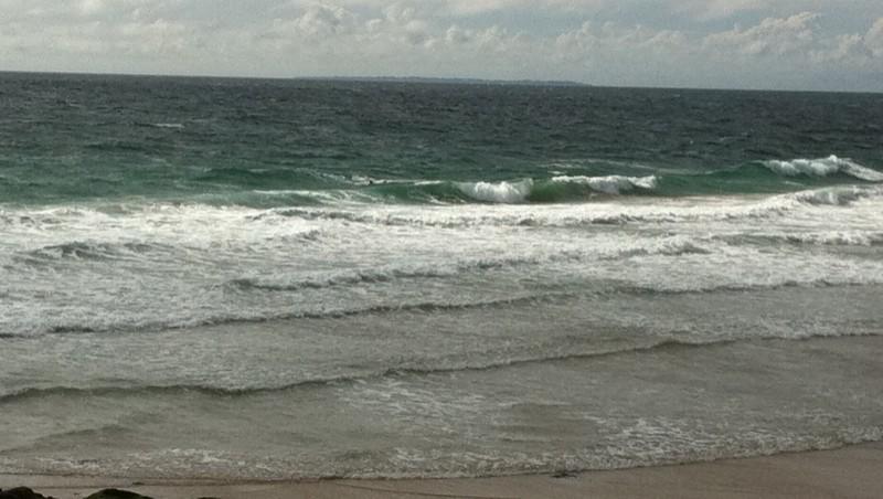 Surf report Quiberon - Port Bara - France (56) 2011-08-07 18:10:00