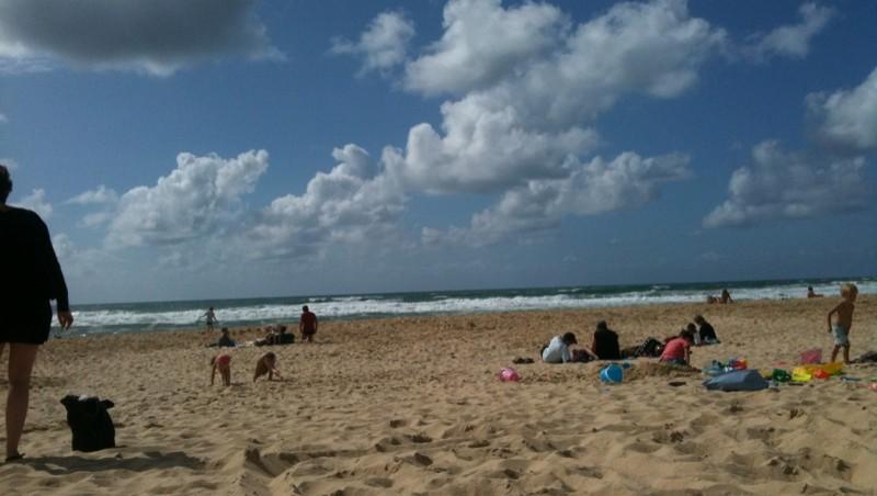 Surf report Lacanau Océan - La Nord - France (33) 2011-08-08 17:00:00