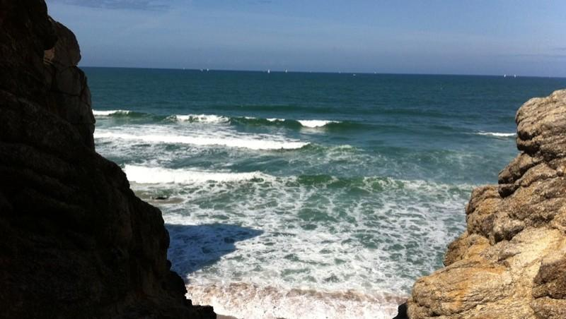 Surf report Quiberon - Port Rhu - France (56) 2011-08-09 12:00:00