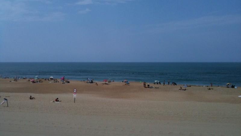 Surf report Anglet La Madrague - France (64) 2011-08-13 13:58:00