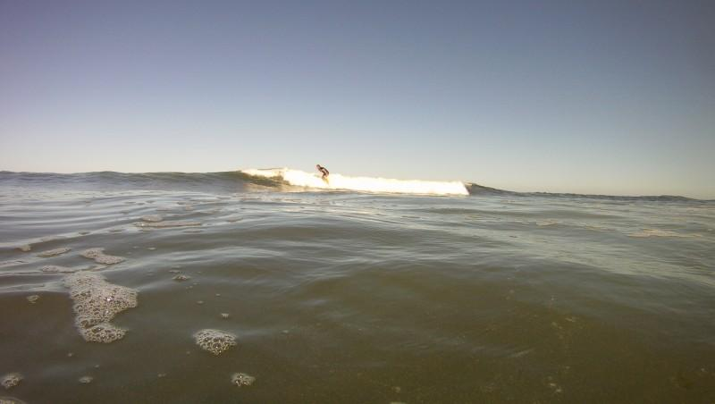 Surf report Chassiron - France (17) 2011-08-16 10:00:00