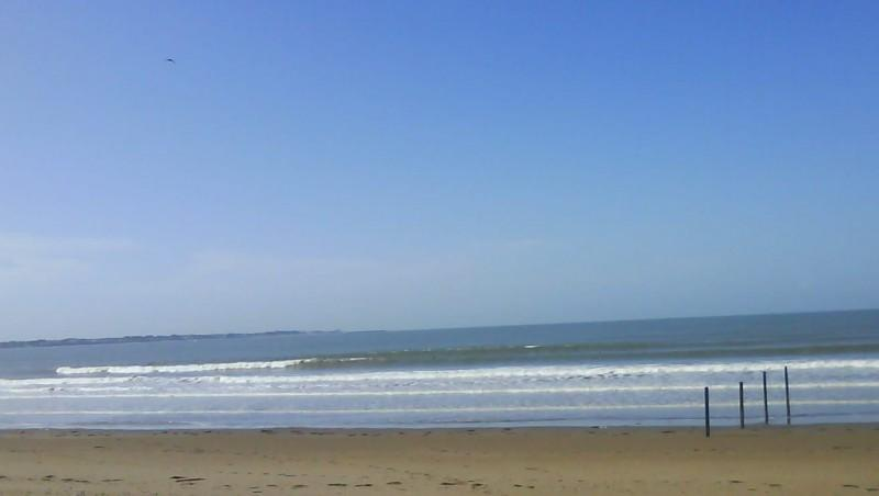 Surf report Gohaud - France (44) 2011-08-16 09:00:00