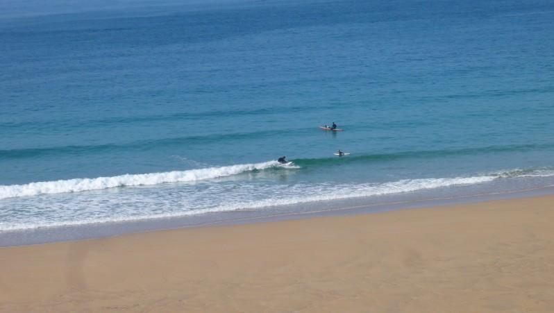 Surf report Petit Minou - France (29) 2011-08-17 11:00:00