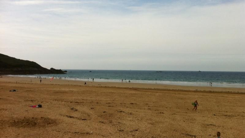 Surf report Longchamp - France (35) 2011-08-22 16:00:00