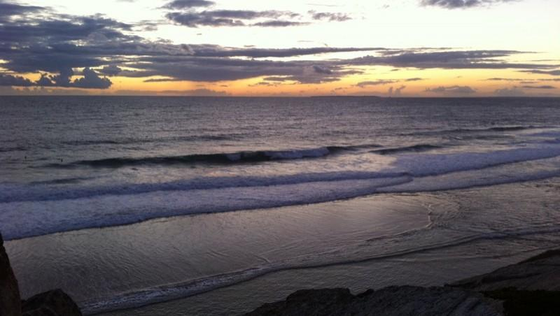 Surf report Quiberon - Port Rhu - France (56) 2011-08-26 21:20:00