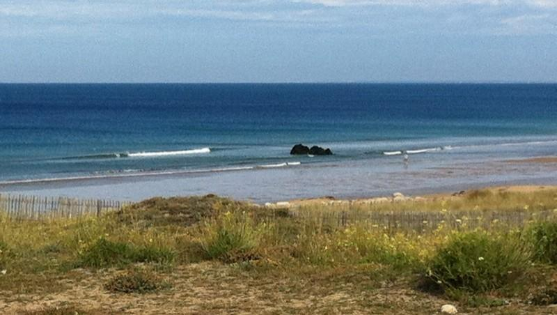 Surf report Quiberon - Port Bara - France (56) 2011-08-31 10:00:00