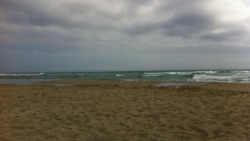 Surf report Canet-Plage - France (66) 2011-09-01 11:43:00
