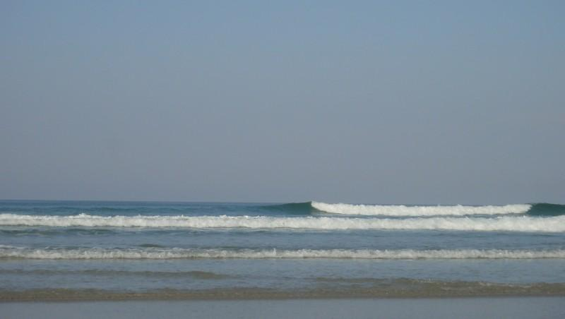 Surf report La Torche - France (29) 2011-09-01 10:00:00