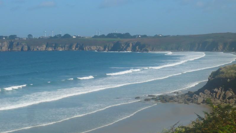 Surf report Blancs Sablons - France (29) 2011-09-05 12:00:00