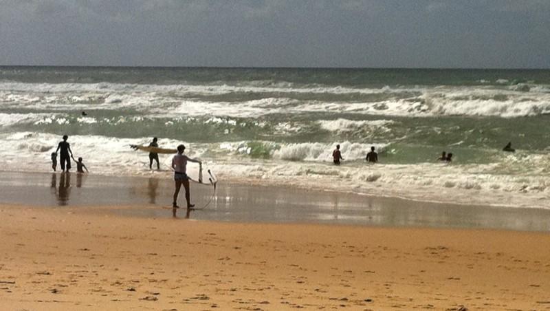 Surf report Lacanau Océan - La Nord - France (33) 2011-09-05 15:35:00